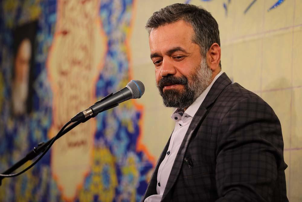 سرود نیمه شعبان حاج محمود کریمی