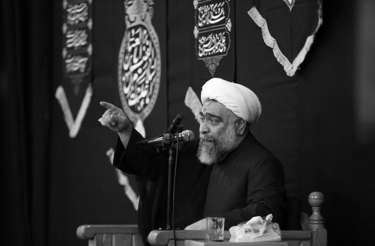 تصاویر/ عزاداری شب سوم محرم ۱۳۹۸ مسجد جامع ابوذر دارالشهدای تهران