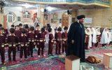 برگزاری جشن یادگیری نماز ویژه خردسالان