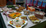برگزاری مسابقه غذا در مجموعه ی گل های ابوذر برگزار شد