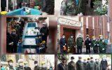 گروه جهادی اساتید و طلاب حوزه علمیه ابوذر  در مقابله با ویروس منحوس کرونا