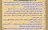 گزارش عملکرد مرکز نیکوکاری ابوذر