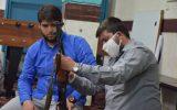 تداوم آموزش نظامی بسیج برادران پایگاه مقاومت بسیج ابوذر