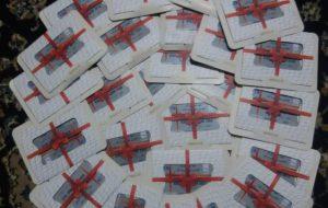 توزیع کارت های دومیلیون ریالی بین خانواده های تحت پوشش مرکز نیکوکاری ابوذر