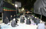 تصاویر /آخرین شب مراسم عزاداری محرم الحرام۱۴۴۲ مسجد جامع ابوذر