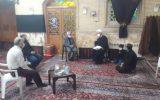 بازدید جناب آقای بختیاری ریاست محترم کمیته امداد امام خمینی(ره) از مرکز نیکوکاری ابوذر
