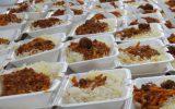 توزیع #هفتمین_مرحله غذای گرم طرح اطعام حسینی