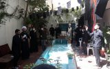 تصاویر/ مراسم عزاداری ایام محرم در حوزه علمیه ابوذر