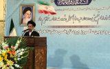 مراسم بزرگداشت یوم الله ۱۲ بهمن در حرم امام خمینی(ره) برگزار شد