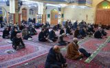گزارش تصویری مراسم شب دوم  فاطمیه دوم